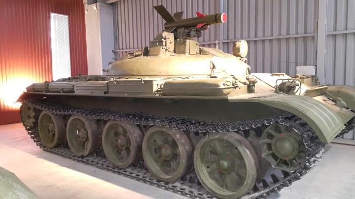 Истребетель танков ИТ-1